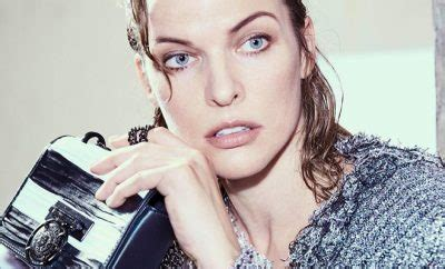 milla jovovich interview 2018 milla jovovich is the face of balmain fall winter 2018 19