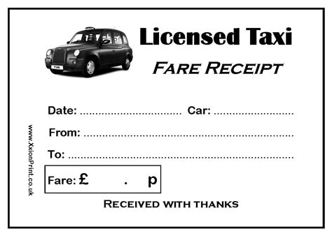 Seatac Taxi Receipt Template by 28 Taxi Receipt Zasvobodu