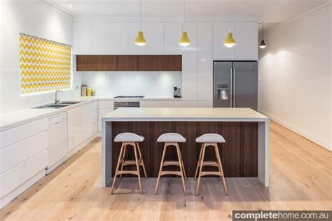 modern timber kitchens contemporary family kitchen completehome