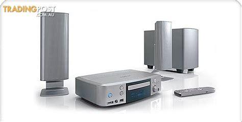 denon s 301 2 1 secondhand home theatre system for sale in