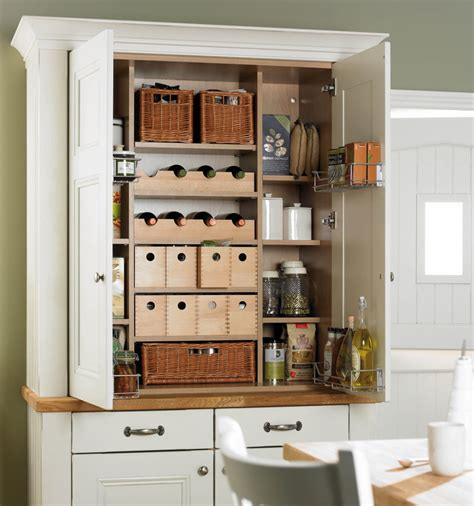 Decorative White Kitchen Pantry Cabinet All Home Decorations White Pantry Cabinets For Kitchen