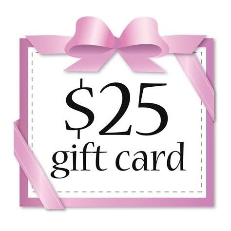Big Gift Cards - 25 gift card