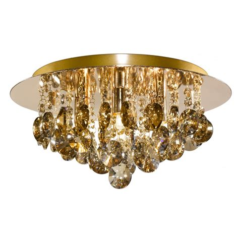 searchlight 3204 4go 4 light gold semi flush