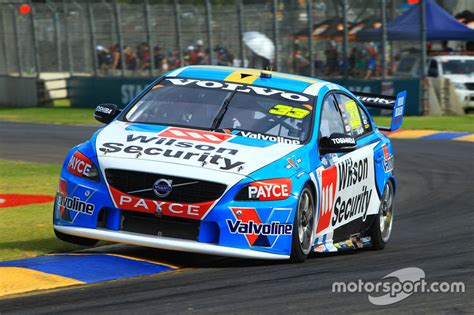 scott mclaughlin garry rogers motorsport volvo  adelaide