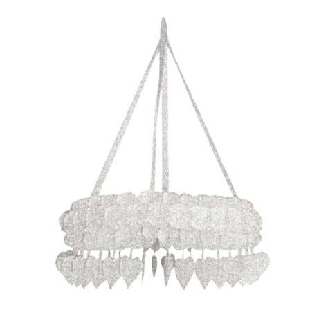 white paper chandelier white paper chandelier 75cm decorations