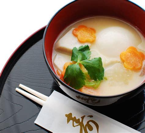 new year mochi recipe kansai style new year s ozoni soup recipe japan centre