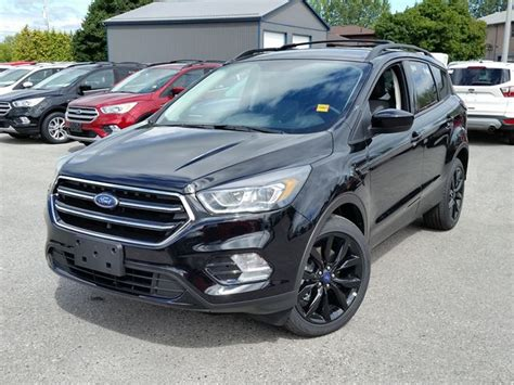 ford escape 2017 black ford escape with black rims 2017 2018 2019 ford price