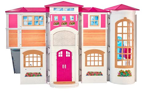 design your own barbie dream house amazon com barbie hello dreamhouse toys games