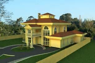 House Plans In Kenya Gallery For Gt Kenyan House Designs