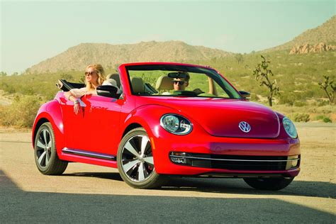 volkswagen convertible bug 2013 volkswagen beetle convertible revealed autoevolution