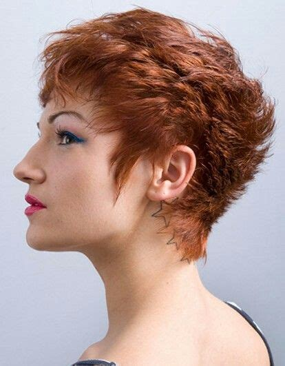 easy to maintain haircuts for wavy hair pin by shari davenport on short piecey layered hair for