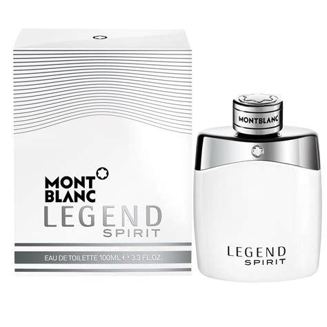 Legend Spirit mont blanc legend spirit 100ml edt perfume malaysia best price