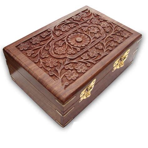 indian wooden jewelry boxes handmade wood jewellery boxes