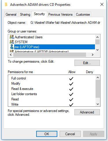 Windows 10 - access denied - Super User Access To Clipboard Denied Windows 10