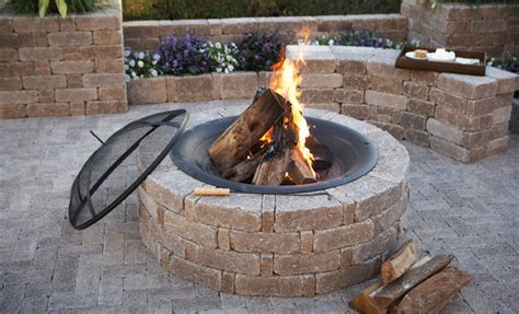 Firepit Construction How To Diy Pit Construction Homeyou