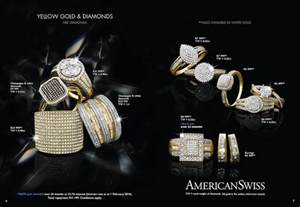 wedding rings at american swiss catalogue gold rings gold rings american swiss catalogue