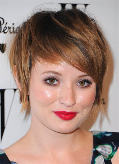 Best short hairstyles for older women 2012