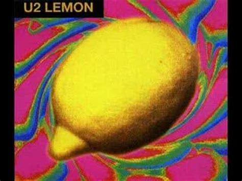 lemon u2 u2 lemon perfecto mix youtube