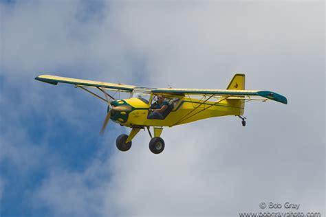 Ultra Light Plane by Ultralight Aircraft Bobgrayphoto
