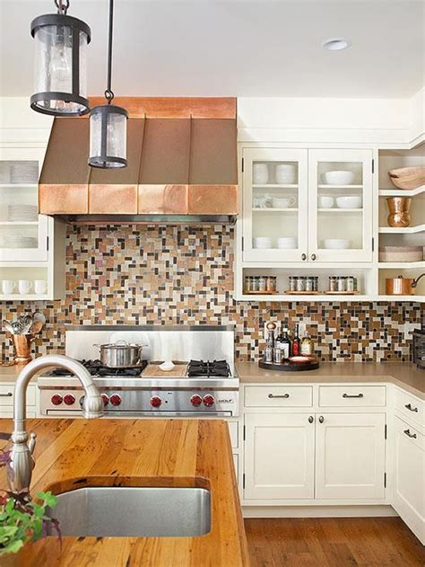 kitchen color schemes find the perfect kitchen color scheme copper cream and