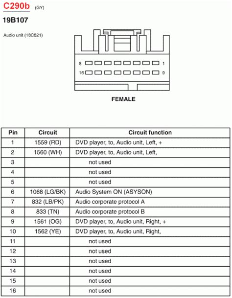 2001 ford explorer wiring diagram wiring diagram with