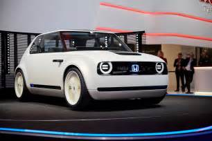 Future Honda Electric Vehicles News Honda S Retro Electric Civic Confirmed For