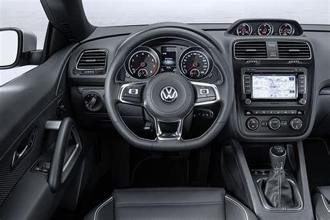 VW Scirocco Facelift: Erste Bilder: Facelift mit Rückblick