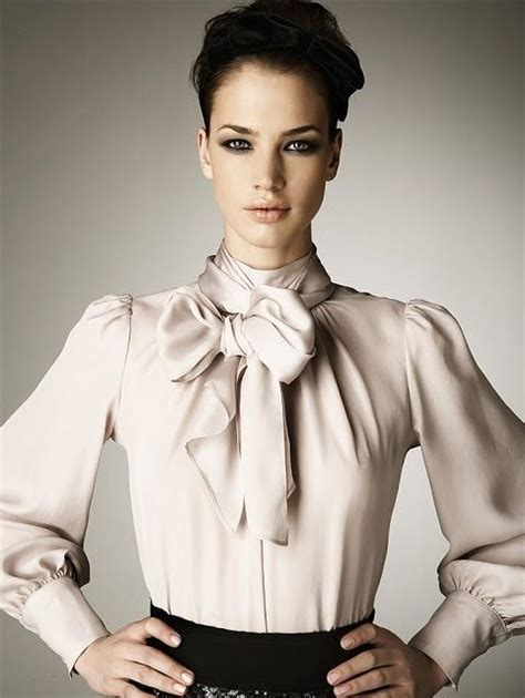 White High Neck Blouse With Bow by 17 Best Images About 2016 Fall Classic Fashion On