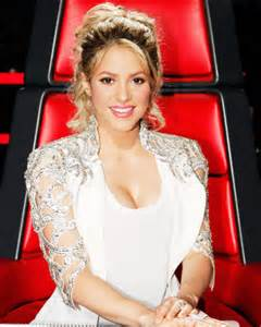 shakira hairstyles the voice shakiras hair the voice hairstylegalleries com