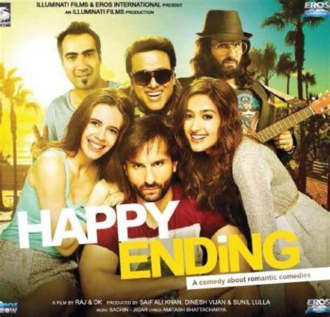 Film Sedih Tapi Happy Ending | happy ending movie review saif ali khan ileana d cruz