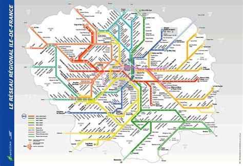 Paris Metro Map English by Honey I M Home I Chose Adventure