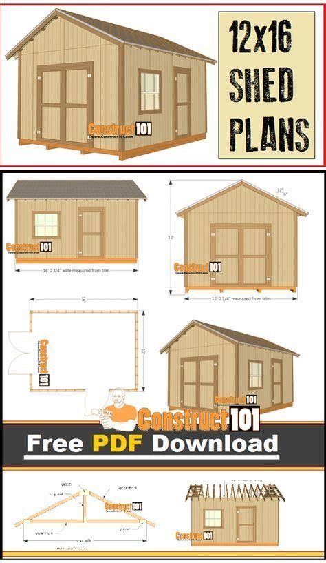 storage building plans 16x40 pdf woodworking 12x16 shed plans gable design pdf download pdf