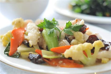 cara membuat capcay sayur goreng resep masakan sederhana tumis capcay yang enak berbagi