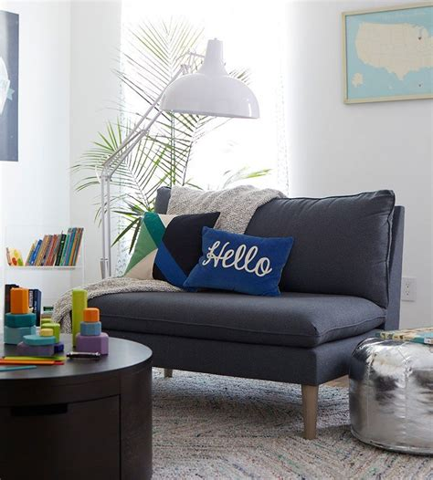 ottoman couch kid cudi create a kid friendly living room the land of nod