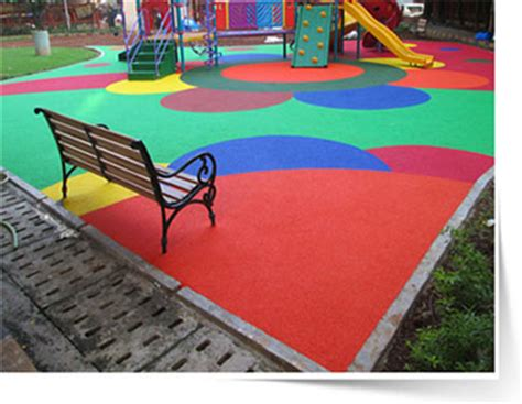Outdoor Rubber Flooring For Play Area by Sbr Rubber Flooring Epdm Rubber Flooring Indoor