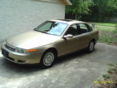 2001 Saturn 4 Door Sedan by Purchase Used 2001 Saturn L300 4 Door Sedan In Crestview Florida United States For Us 3 900 00