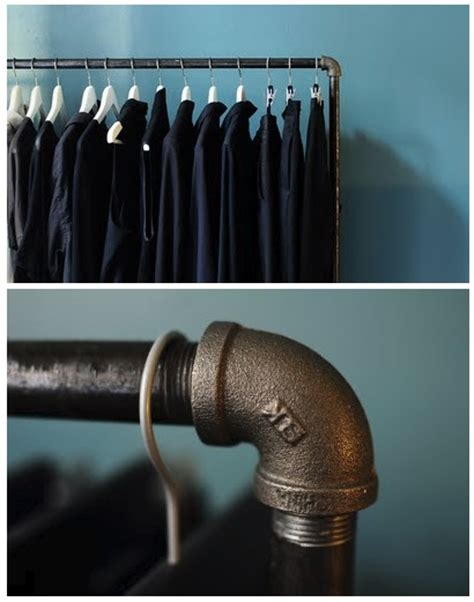Plumbing Pipe Clothes Rack by 109 Best Images About Tubos On Garment Racks