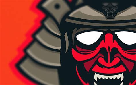 odachi gaming mascot logo  behance