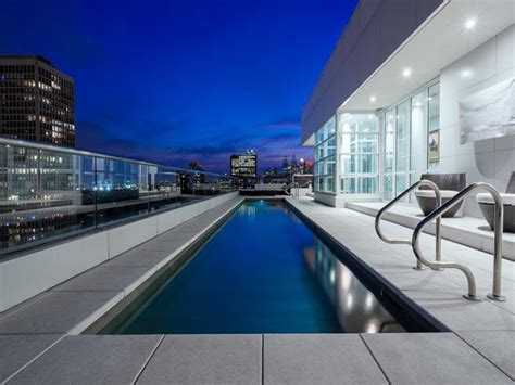 luxury penthouse with terrace and swimming pool for sale in tribeca world of architecture penthouses philadelphia penthouse