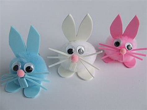 rabbit craft projects easter bunny projects homealterdecor top