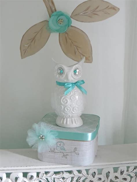 Welcome Home Baby Party Decorations by Kara S Party Ideas Turquoise Owl Quot Welcome Home Baby Quot Party