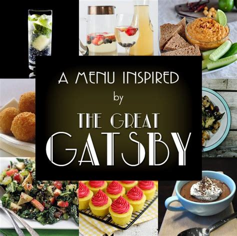 great gatsby themed food 1920 theme party on pinterest 1920s party harlem nights