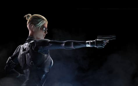 doomguy character giant bomb cassie cage character giant bomb