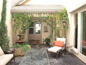 Courtyard Design by Interior Courtyards