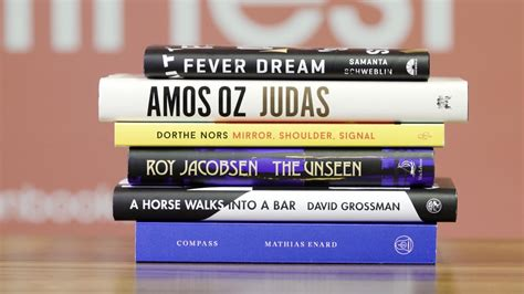 Booker Prize Also Search For The Booker International Prize 2017 Shortlist Announced The Booker Prizes