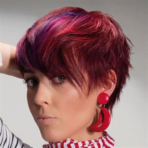 hairstyles colours 2018 2018 red hairstyles red short hair ideas colours for
