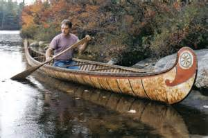Green Woodworking Tools For Sale Uk by Birch Bark Canoes Robin Wood
