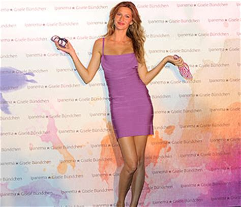 Gisele Bundchen Debuts Shoe Line The Superficial Because Youre by Gisele Bundchen Debuts Bombshell Post Baby