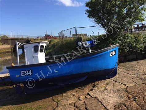 commercial fishing boat builders uk 2010s h j mears son boat builders