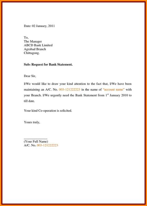 certification request letter sle bank certification letter request 28 images sle bank